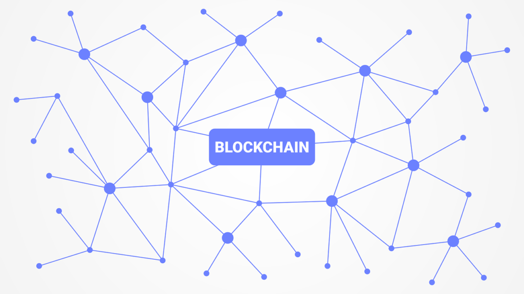 blockchain network for cryptocurrency